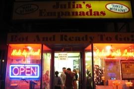Julia's Empanadas @ Dupont Circle
