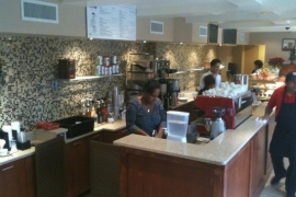 Lot 38 Espresso Bar - Navy Yard DC