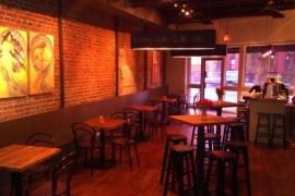 Kafe Bohem - Shaw DC
