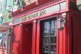The Queen Vic - H Street DC