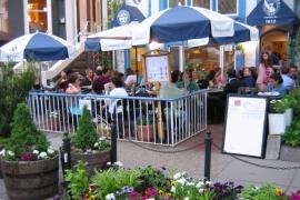 Zorba's Cafe - Dupont Circle DC