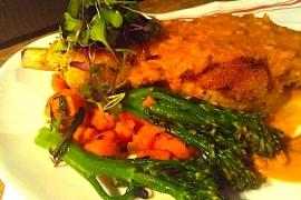 Pan Fried Pork Chop @ Eatonville