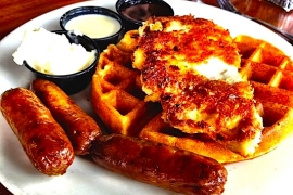 Maddy's Chicken and Waffles