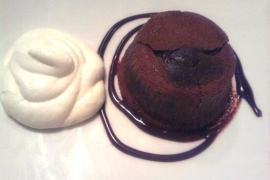 Choco Souffle Cake