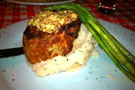 Pork Chop @ One-Eyed Mike's