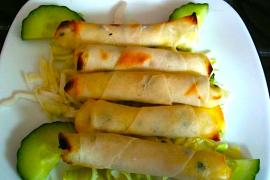 Kababji Cheese Roll