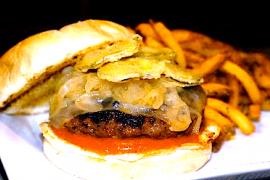 Scion Burger