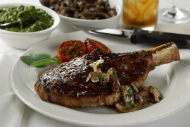 Prime Bone-In Rib-Eye Steak