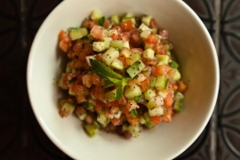 Salatet Kababji