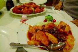 Shrimp w Cashew Nuts