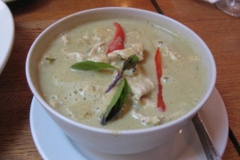 The Old Siam Green Curry