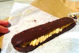 Chocolate Cooke Flauta