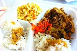 Kalua Pork @ Hula Girl Truck