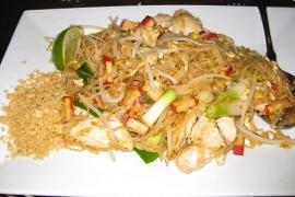 Pad Thai Noodles