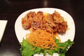 Spicy Wings @ Bangkok Noodle