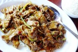 Meiwah Szechuan Beef
