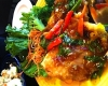 Fried Flounder @ Thai Ghang Waan