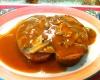 Meatloaf w Mushroom Gravy