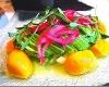 Golden Beet Avocado Salad