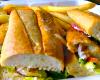 Lawson's Fish Sandwich