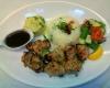 Sesame Chicken Tikka