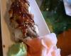 Crazy Eel Roll @ Cafe Sakura