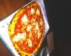 Tomato Pie w Mozzarella @ Haven Pizzeria