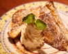 Coconut Cream-Stuffed French Toast